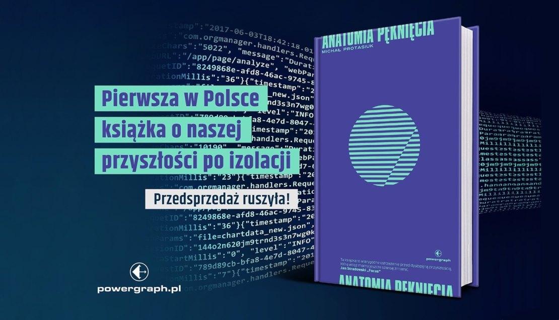 """""""Anatomia pęknięcia"""" – Michał Protasiuk (książka - przedsprzedaż)"""
