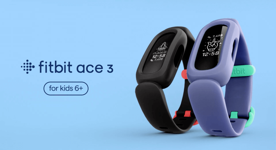 Fitbit Ace 3 for kids (6+)