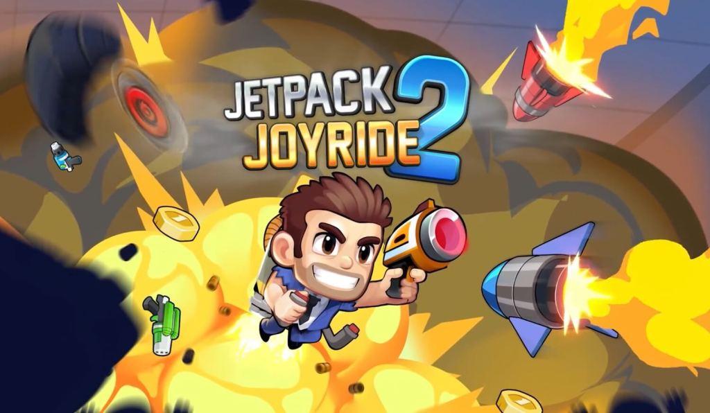 Jetpack Joyride 2 (od Halfbrick)