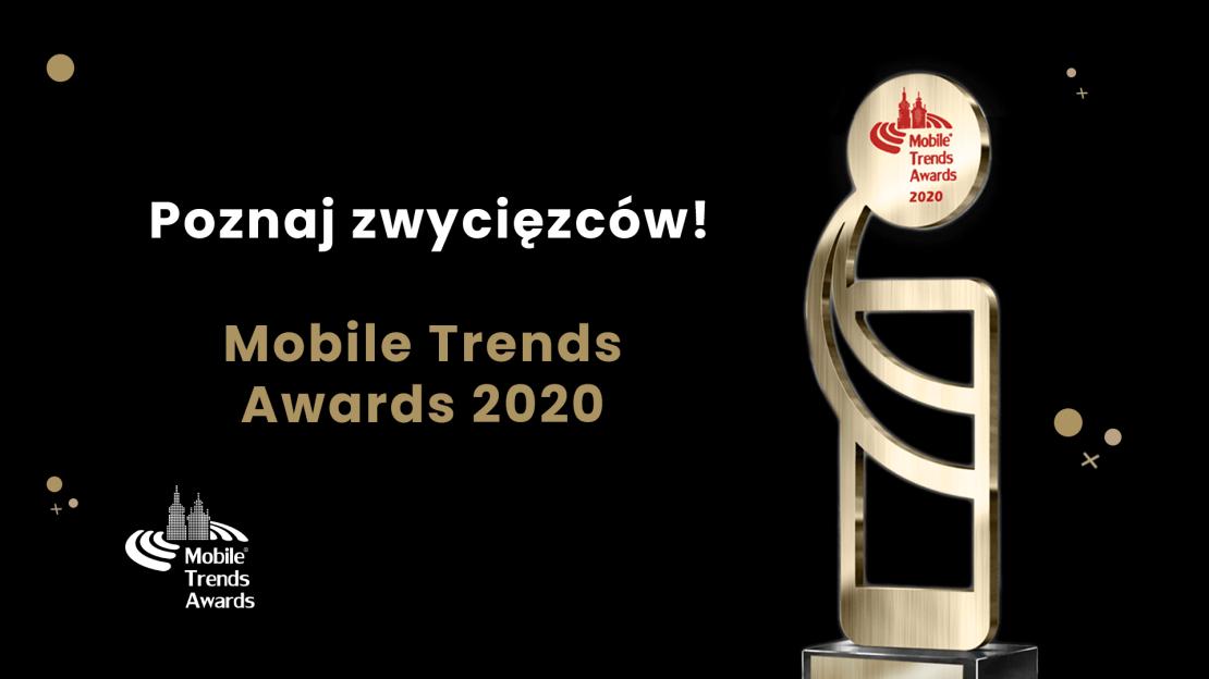 Zwycięzcy Mobile Trends Awards 2020