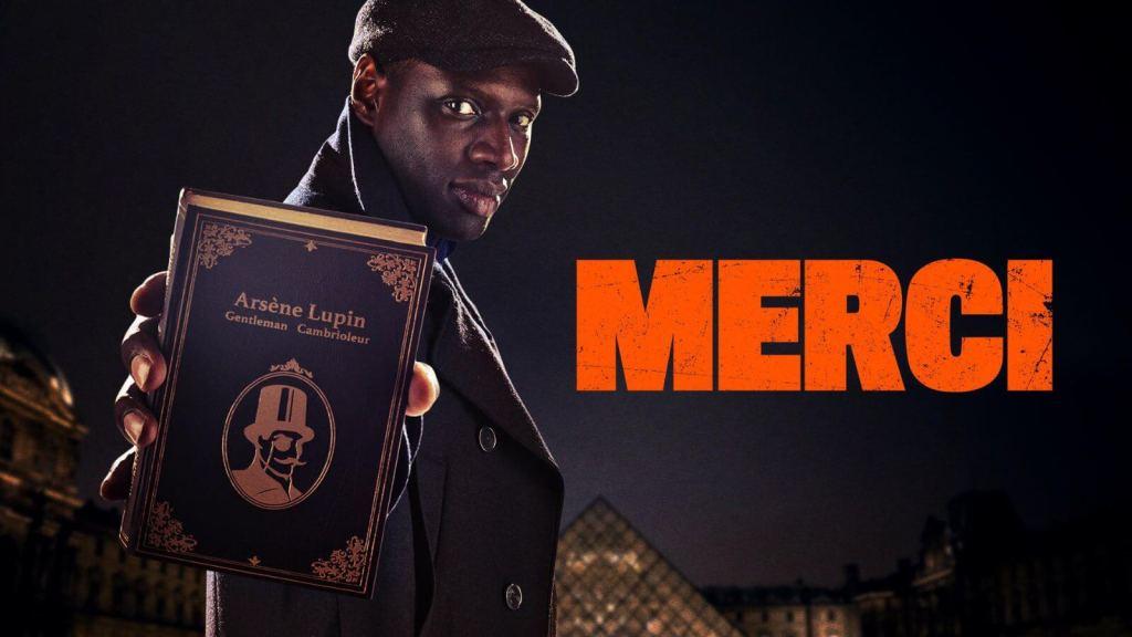 Omar Sy jako Lupin (Netflix)