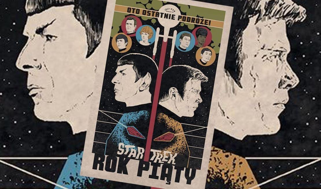 Komiks: Star Trek. Rok piąty. Tom 1