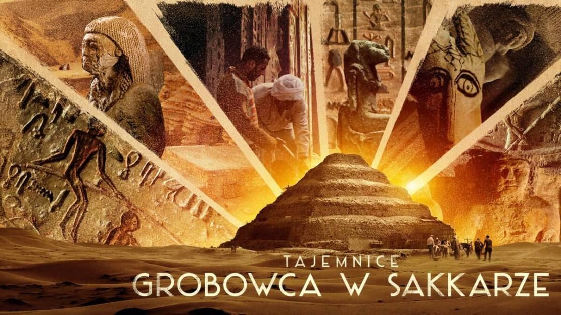 Tajemnice grobowca w Sakkarze (Netflix)