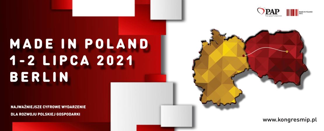 II Kongres Made in Poland (1-2 lipca 2021)