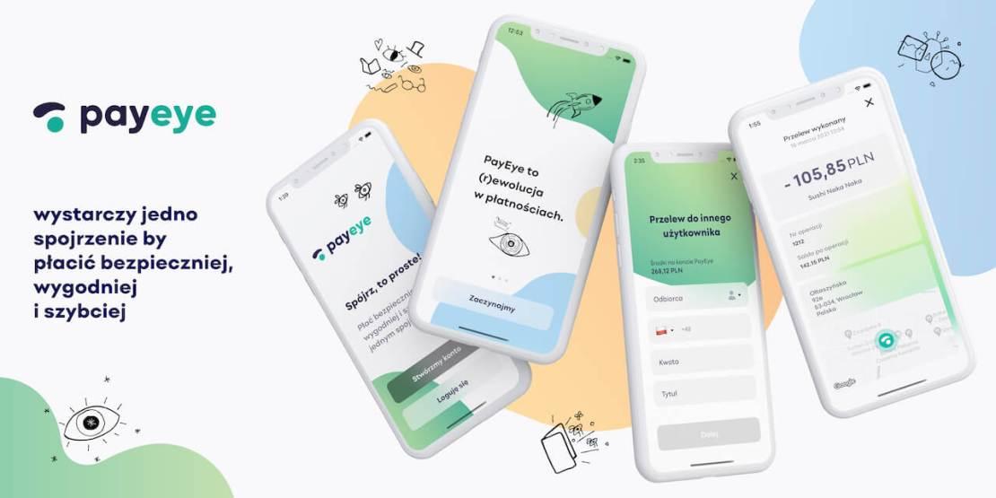 Aplikacja mobilna PayEye