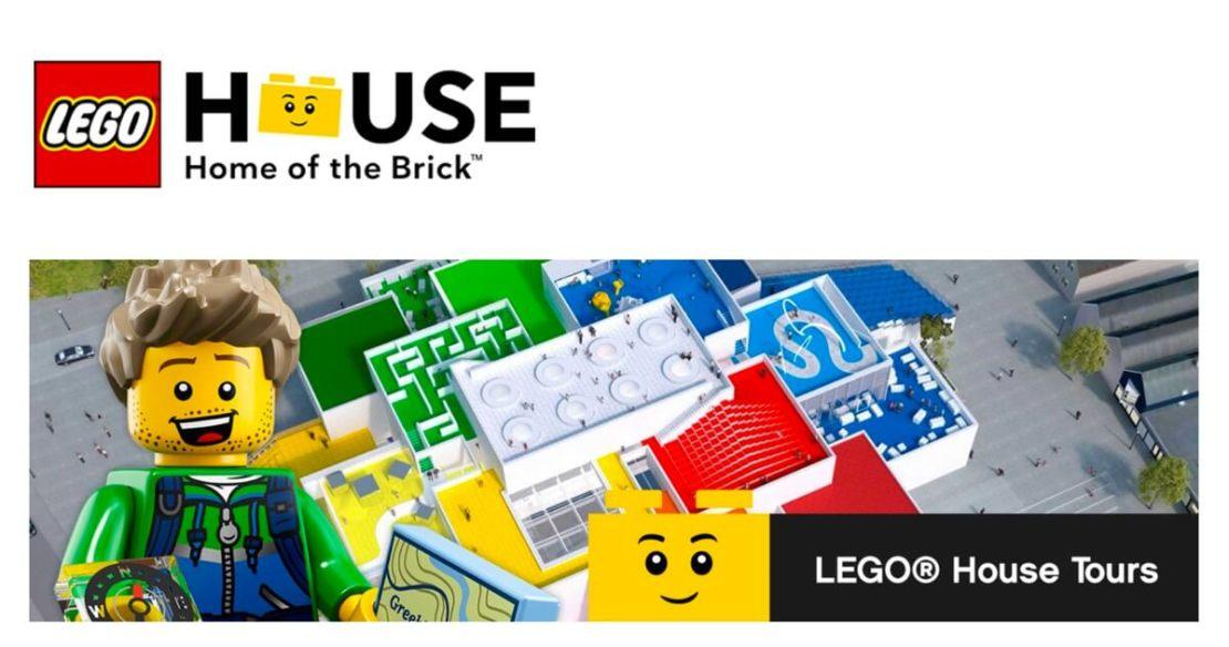 LEGO House - wycieczki online w 2021 r.