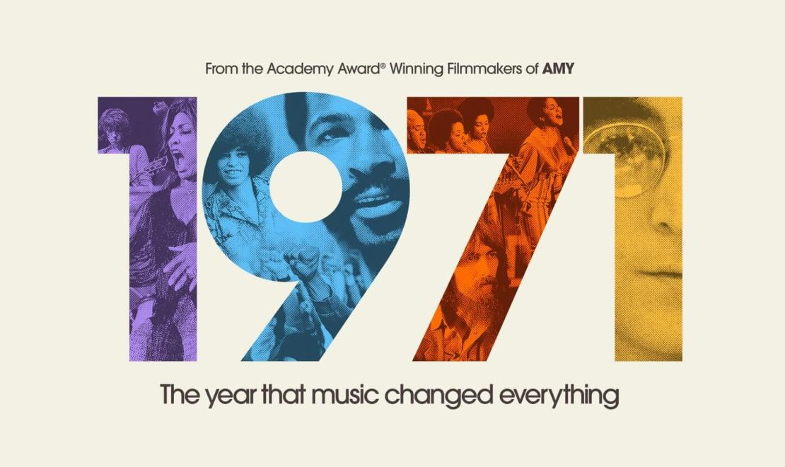 "Serial dokumentalny ""1971: The Year That Music Changed Everything"" (Apple TV+)"
