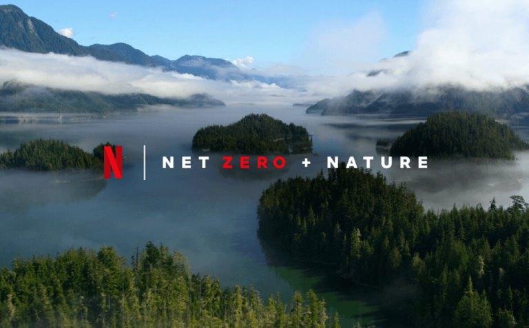 Netflix + zrównoważony rozwój - zerowa emisja netto CO2 do końca 2022 roku