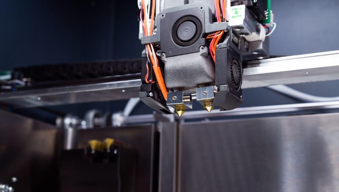 Głowica drukarki 3D – Zmorph i500