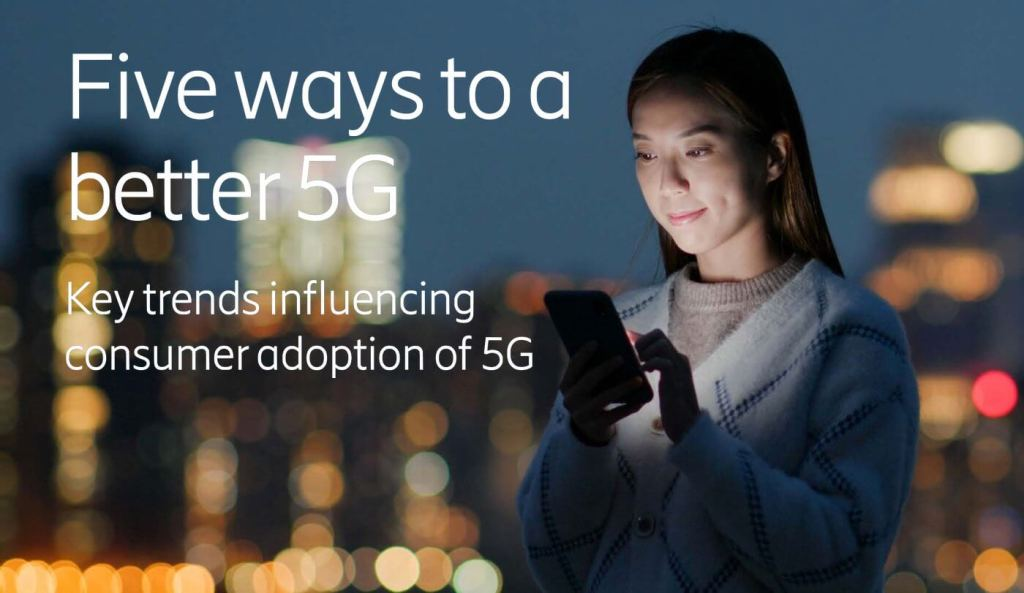 5 ways to a better 5G (Ericsson)