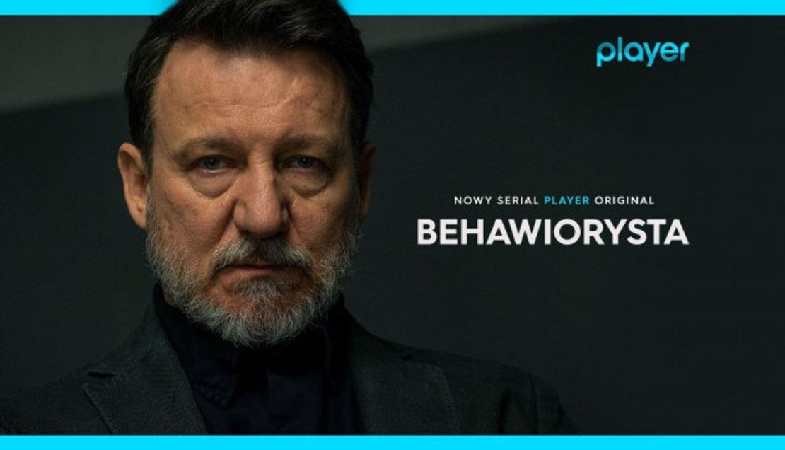 """Serial """"Behawiorysta"""" na podstawie powieści Remigiusza Mroza na Playerze w 2021 roku"""