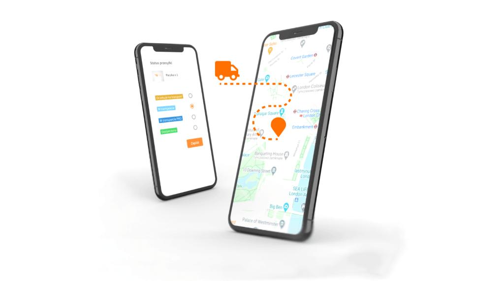 Clicktrans – śledzenie położenia przesyłki w czasie rzeczywistym