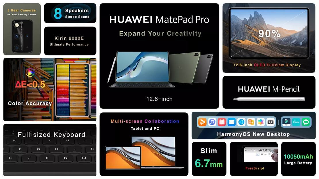 Huawei MatePad Pro (2021)