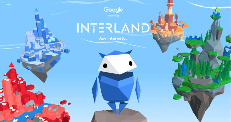 Interland – Asy Internetu (Google, 2021)