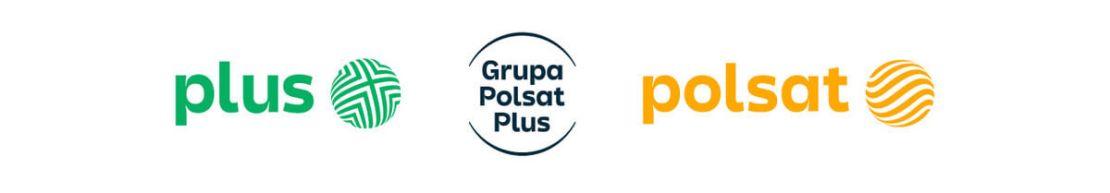 Nowe logotypy Plusa i Polsatu (2021 rok)
