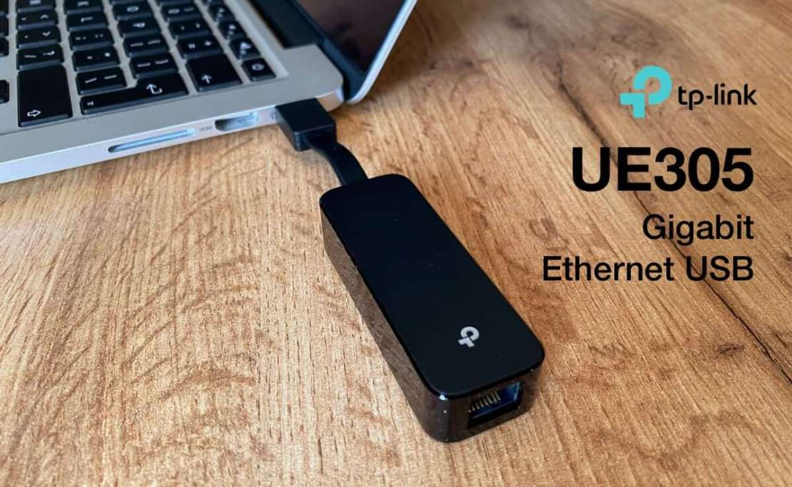 Karta sieciowa TP-Link UE305 Gigabit Ethernet USB