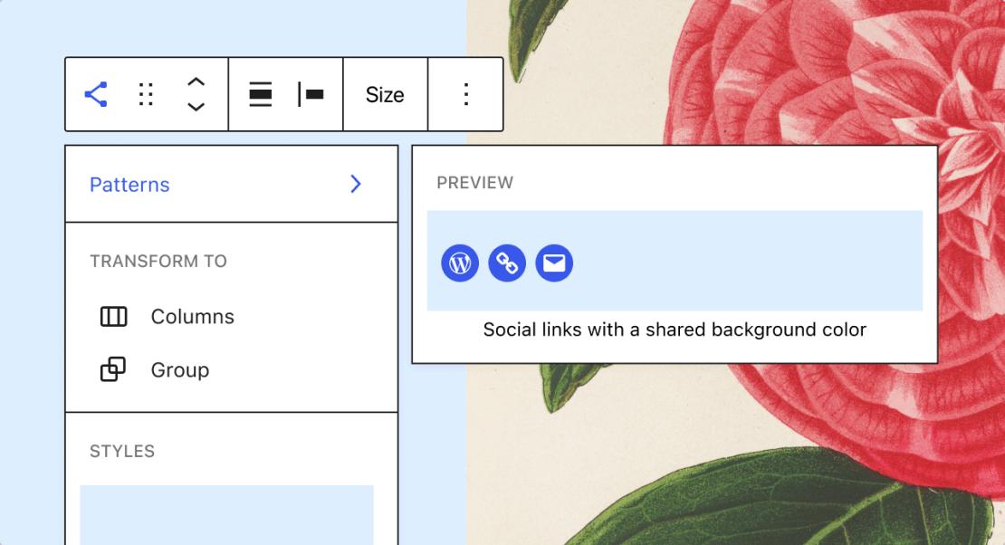 Bloquear sugerencias de plantillas (WordPress 5.8)