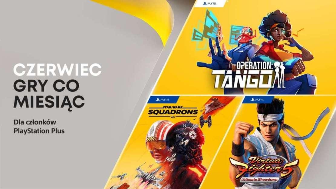 Gry w ramach PlayStation Plus (czerwiec 2021)