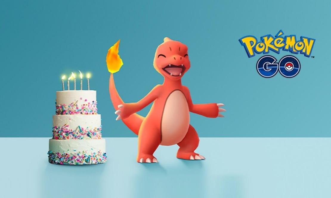 5-lecie gry Pokémon GO