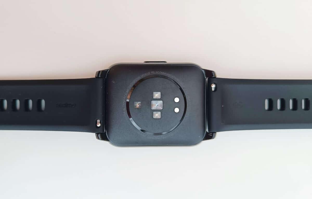 Czujniki w realme Watch 2