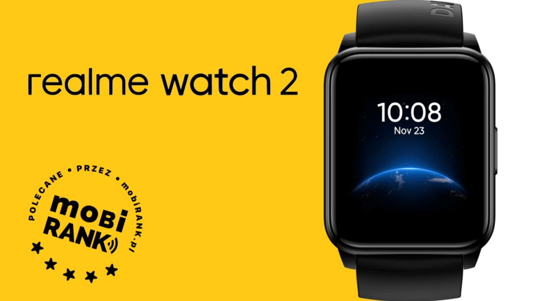 realme watch 2 - recenzja
