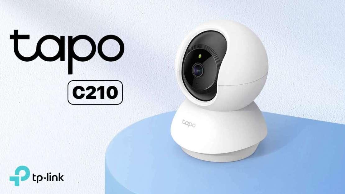 Tapo C210 (kamera obrotowa do monitoringu 3 MPx) – TP-Link