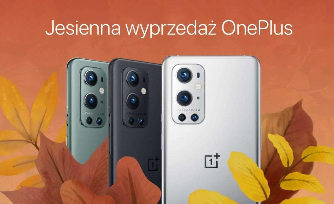 Jesienna wyprzedaż OnePlus 2021