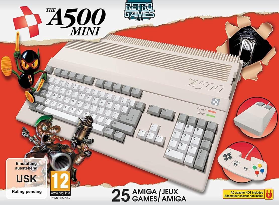 THEA500 Mini od Retro Games