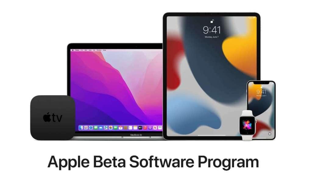 Apple Beta Software Program (2021)