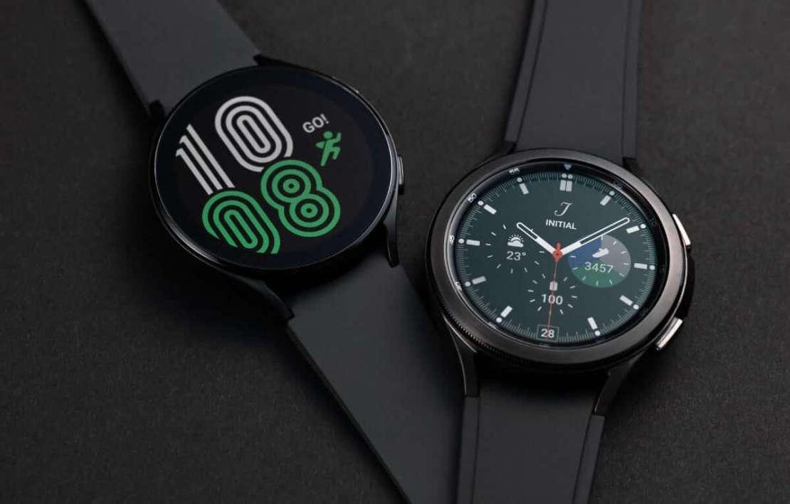 Samsung Galaxy Watch4 (czarny)