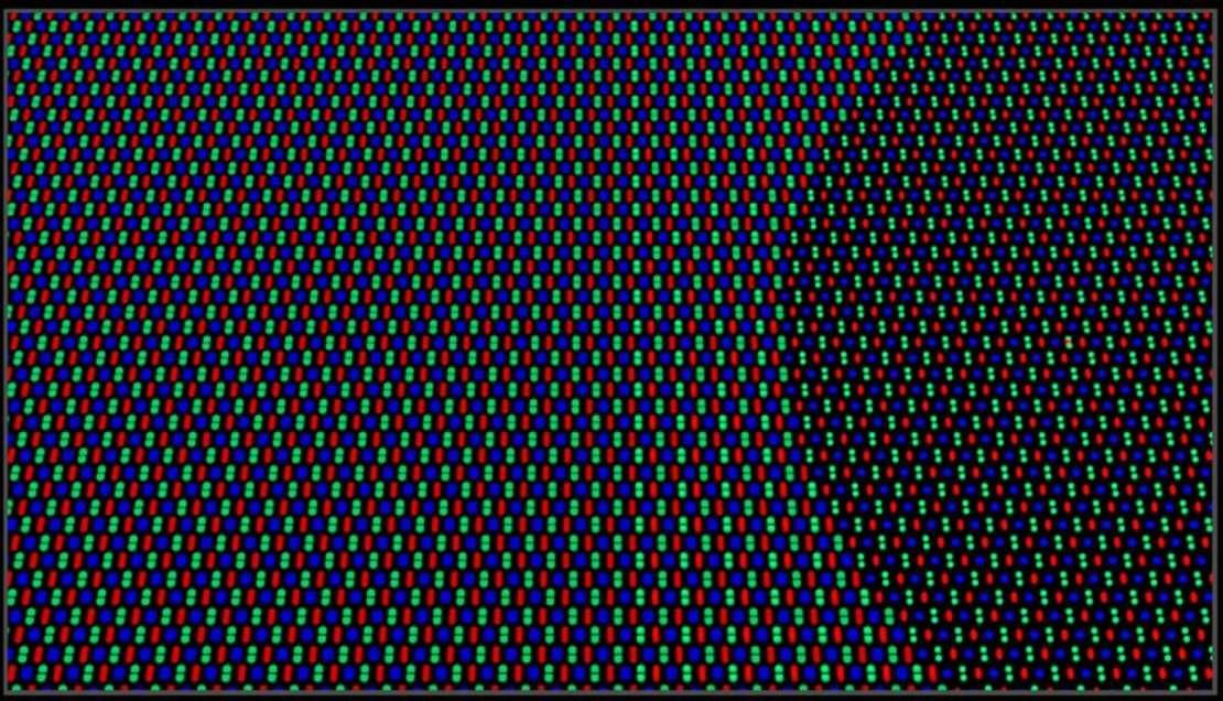 Innowacyjna geometria pikseli od OPPO w kolejnej generacji aparatu ukrytego pod ekranem