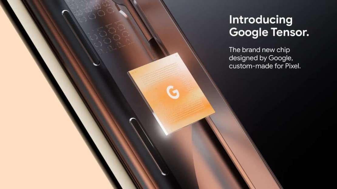 Procesor Google Tensor
