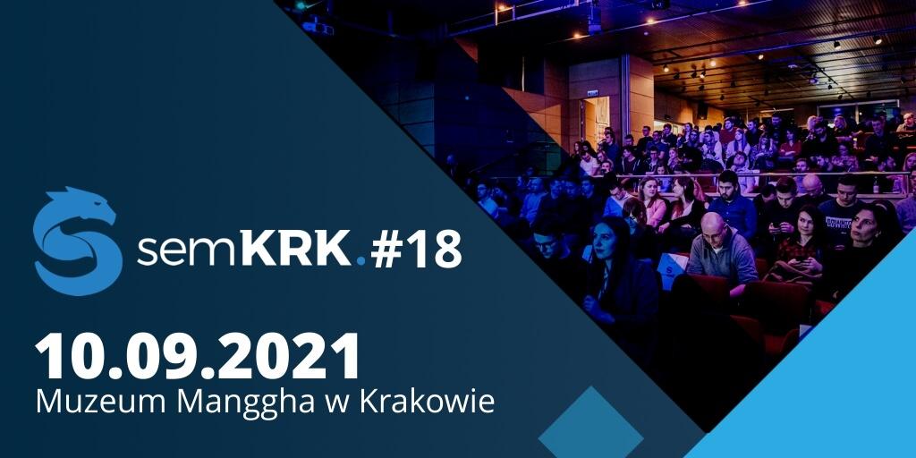semKRK #18 - wrzesień 2021