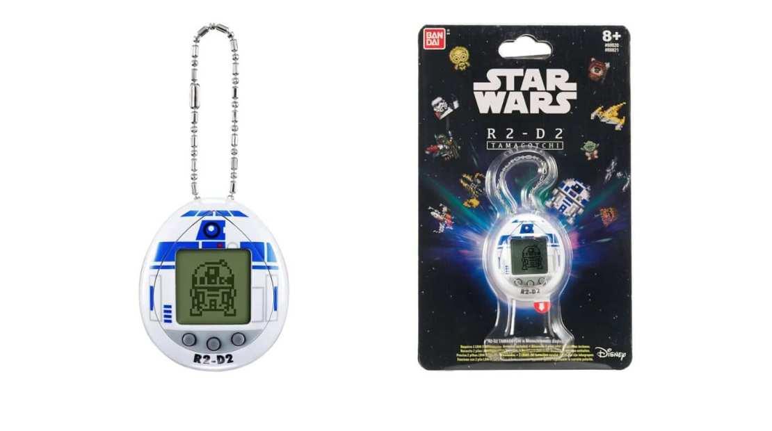 R2-D2 Tamagotchi Star Wars