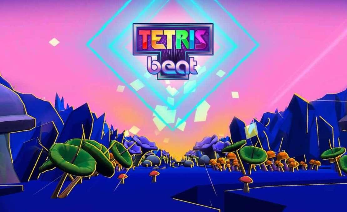 Tetris Beat w Apple Arcade