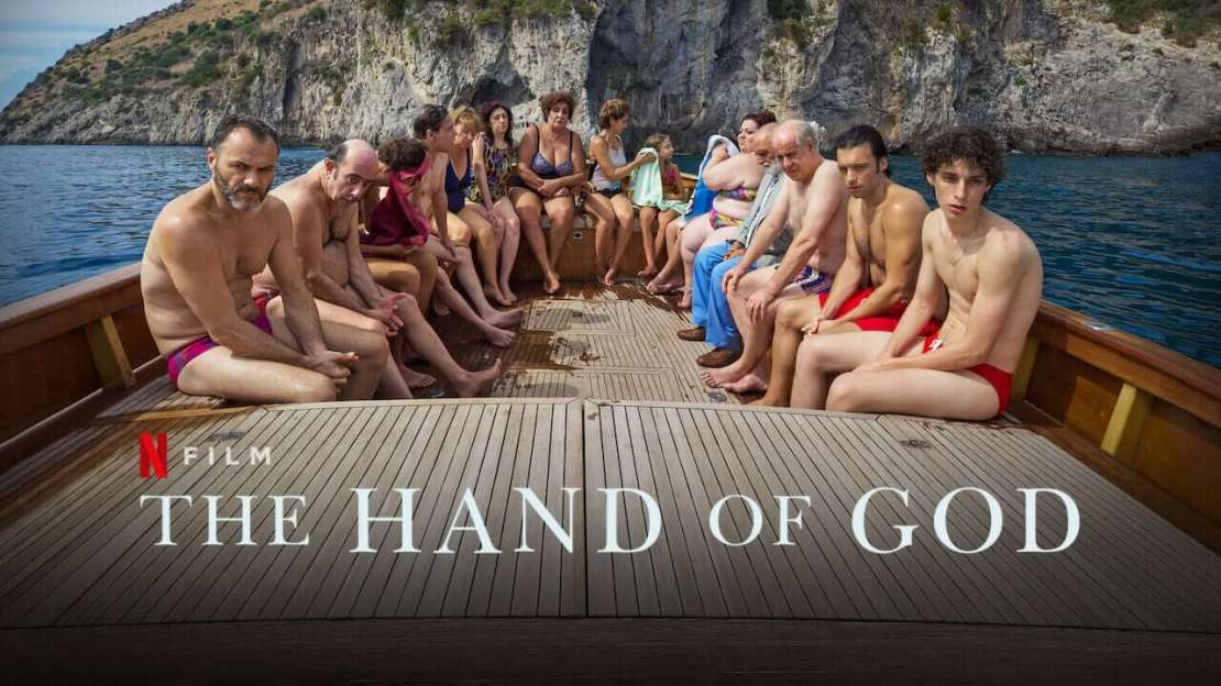 """To była ręka Boga"" (The Hand of God) – Netflix, 2021 reż. Paolo Sorrentino"
