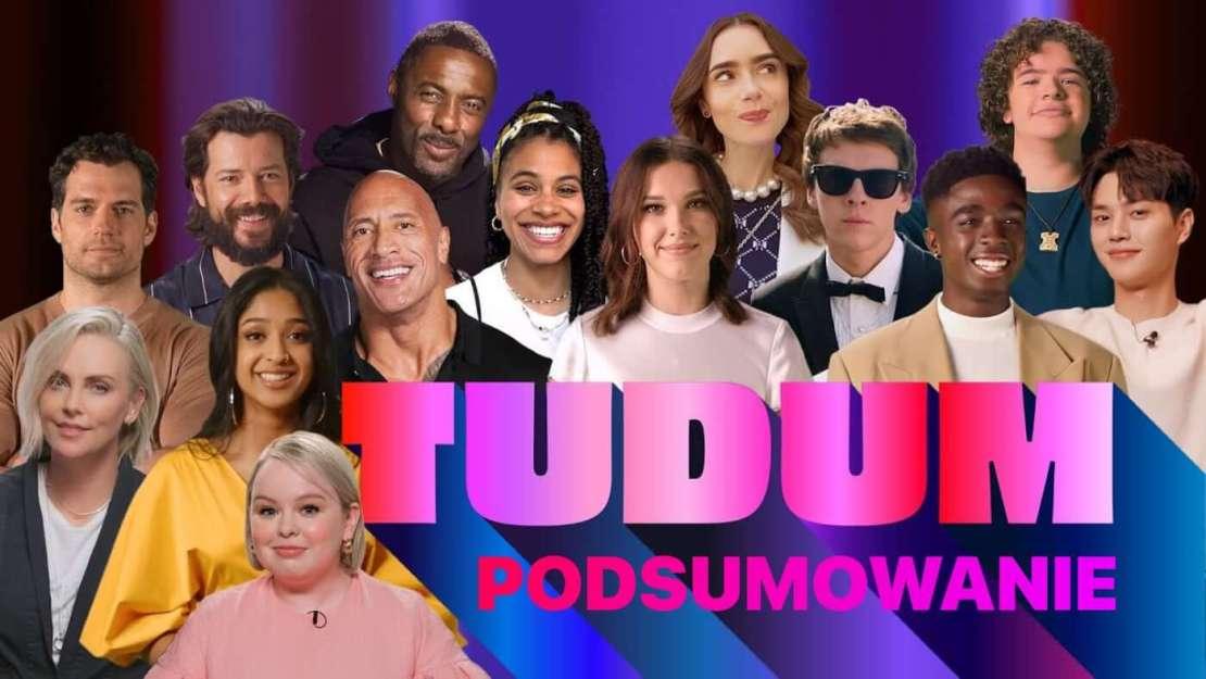 Podsumowanie wydarzenia dla fanów Netfliksa – TUDUM (z 25 września 2021)