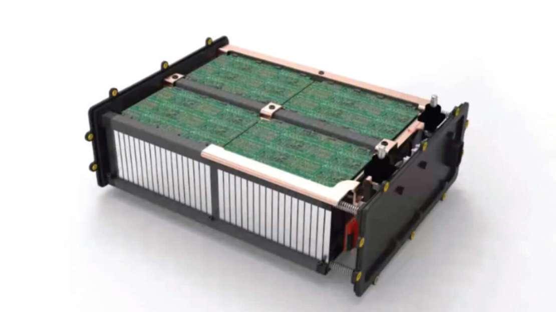 Bateria litowo-węglowa