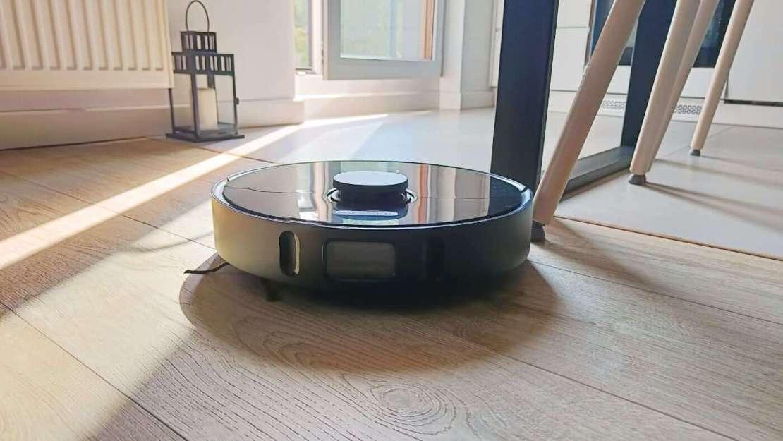 Dreame Bot L10 Pro w akcji