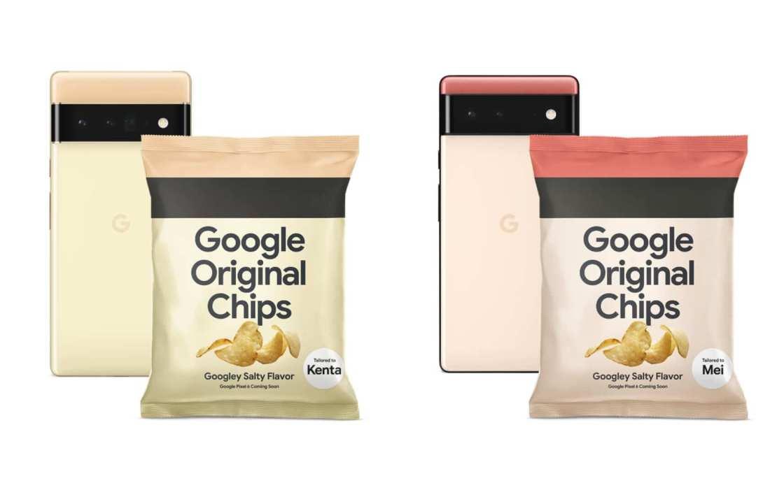 Google Original Chips – Pixel 6