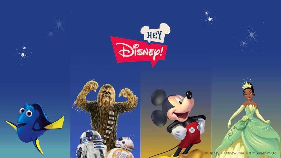 Hey Disney od Amazon