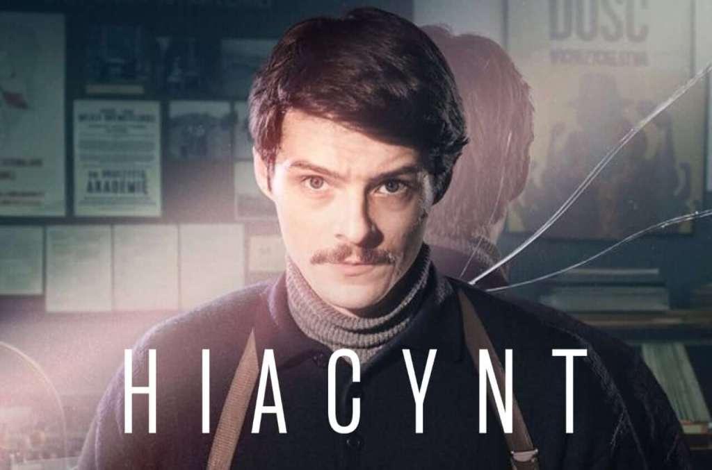 """Film """"Hiacynt"""" (Netflix 2021)"""