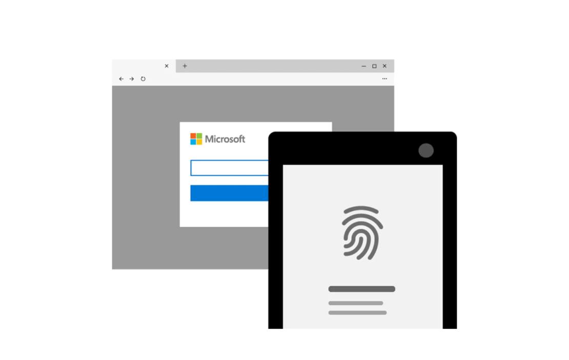 Konto Microsoft bez hasła