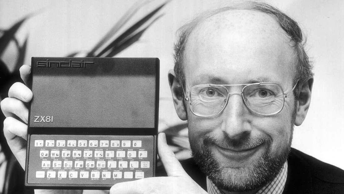 Sir Clive Sinclair (fot. Financial Times)