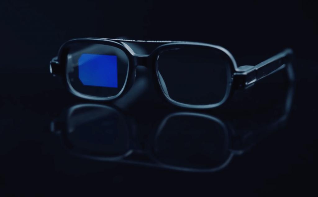 Koncepcja inteligentnych okularów Xiaomi Smart Glasses (9/2021)