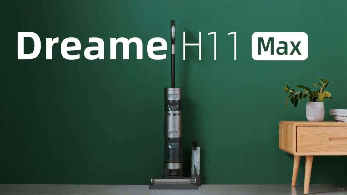 Odkurzacz i mop w jednym – Dreame H11 Max