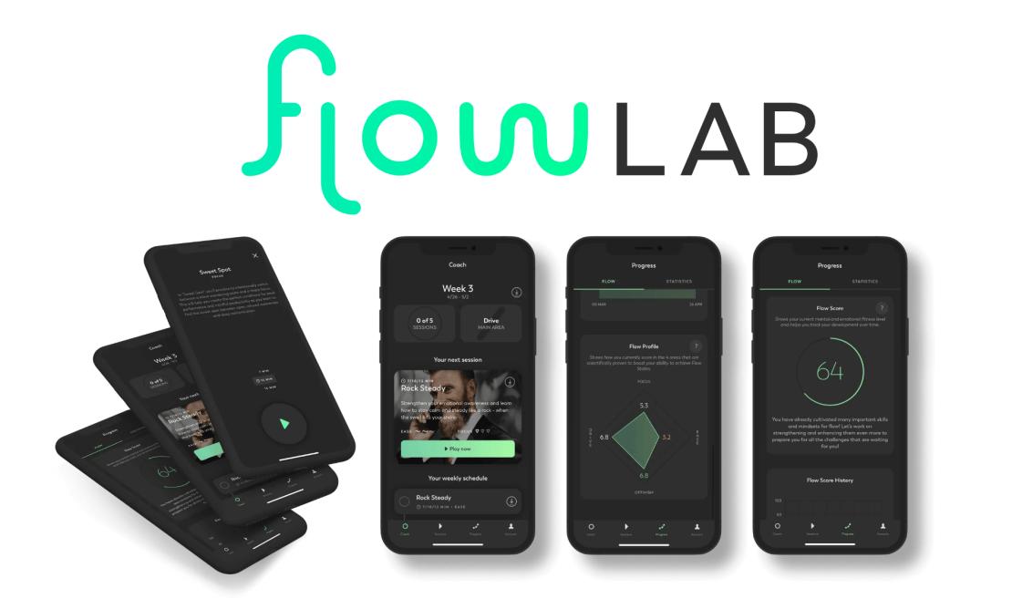 Aplikacja mobilna Flow Lab