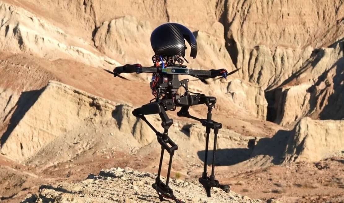 LEONARDO - robot firmy Caltech