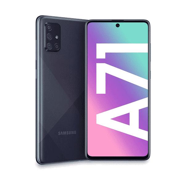 Samsung A715F-DS Galaxy A71 128GB 8GB Black
