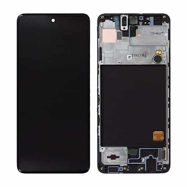 Display Samsung A515 Crni